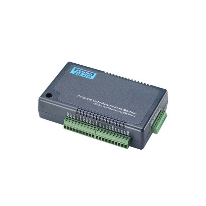 Module USB acquisition de donnees Multifonctions 200KS/s. resolu