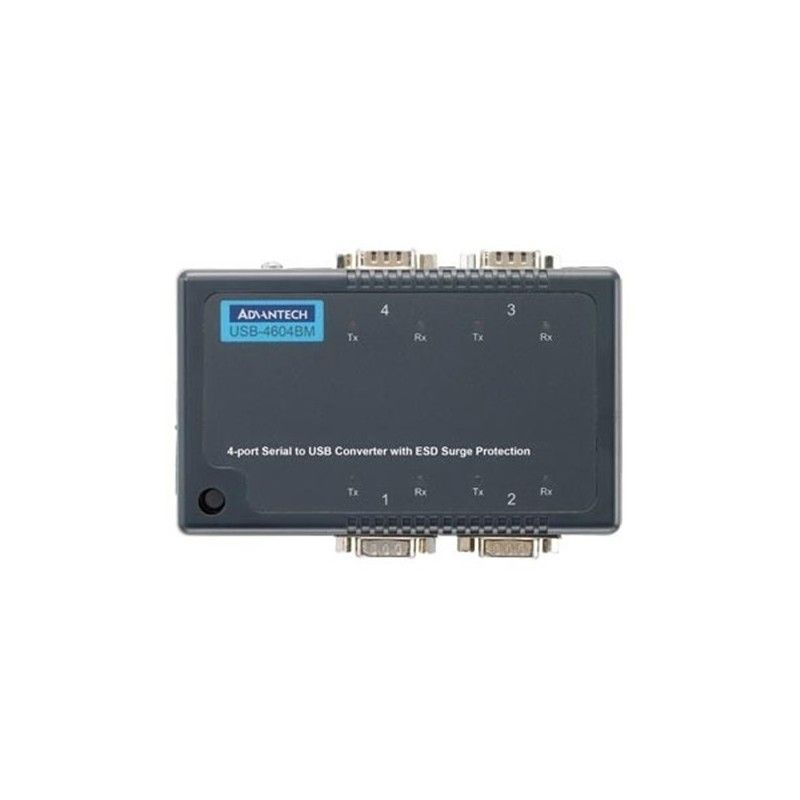 Convertisseur USB - 4 Ports Serie RS-232/485/422