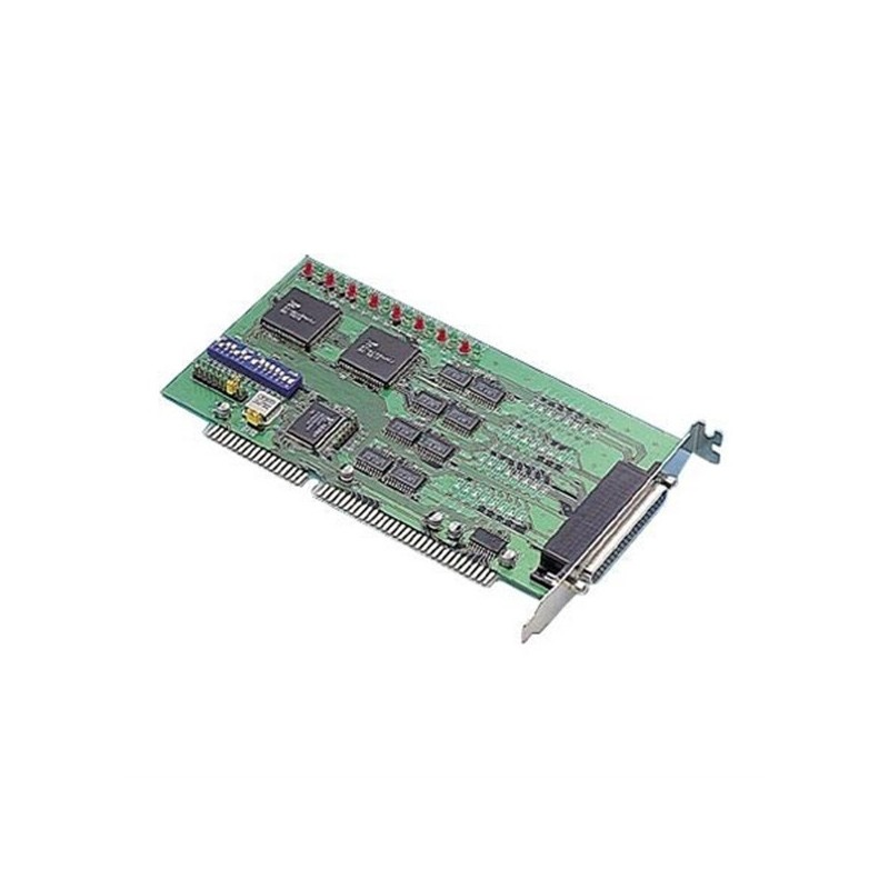 Carte bus ISA 8 ports RS-232. protection surtension