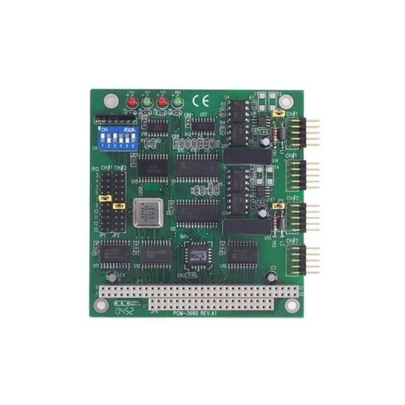 Dual Port Isolated CAN Module