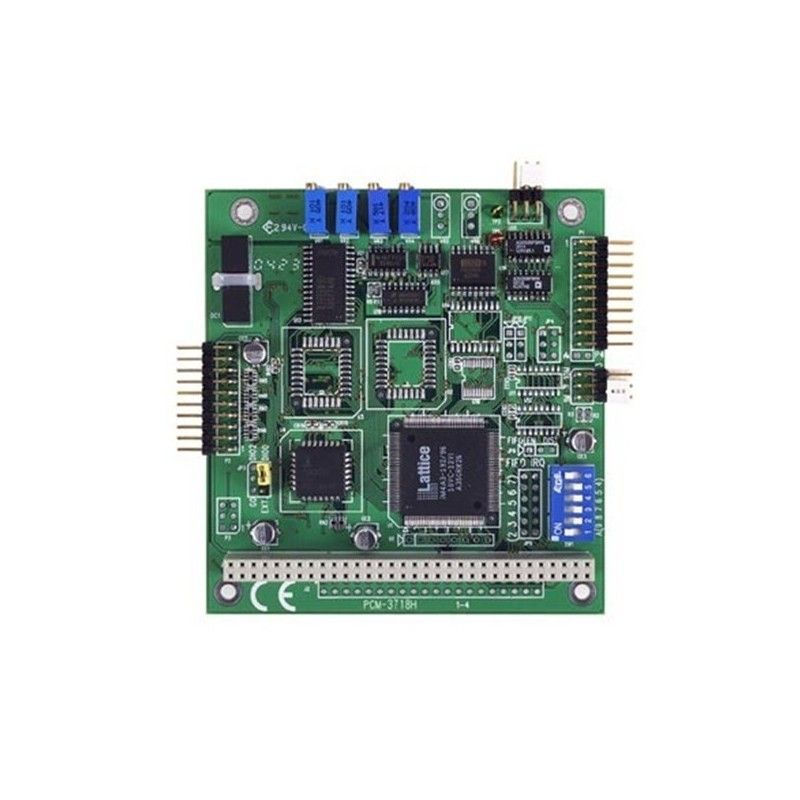 PC/104 16-ch 100kHz Multifunction Card