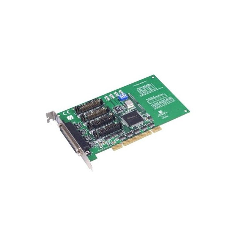 Carte 4 ports RS-232/422/485 DB9 Isoles (protection surtensions).
