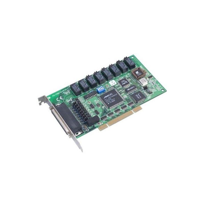 Carte bus PCI Universel. 8 entrees Digitales isolees. 8 sorties