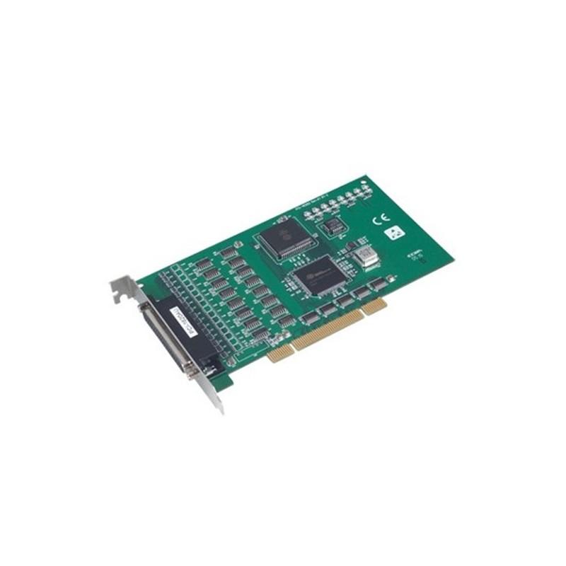Carte 8 ports RS-232. bus PCI Universel