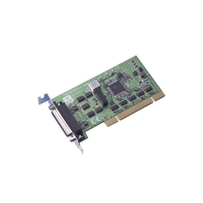 Carte 2 ports RS-232 DB9 (protection surtensions). bus PCI Universel