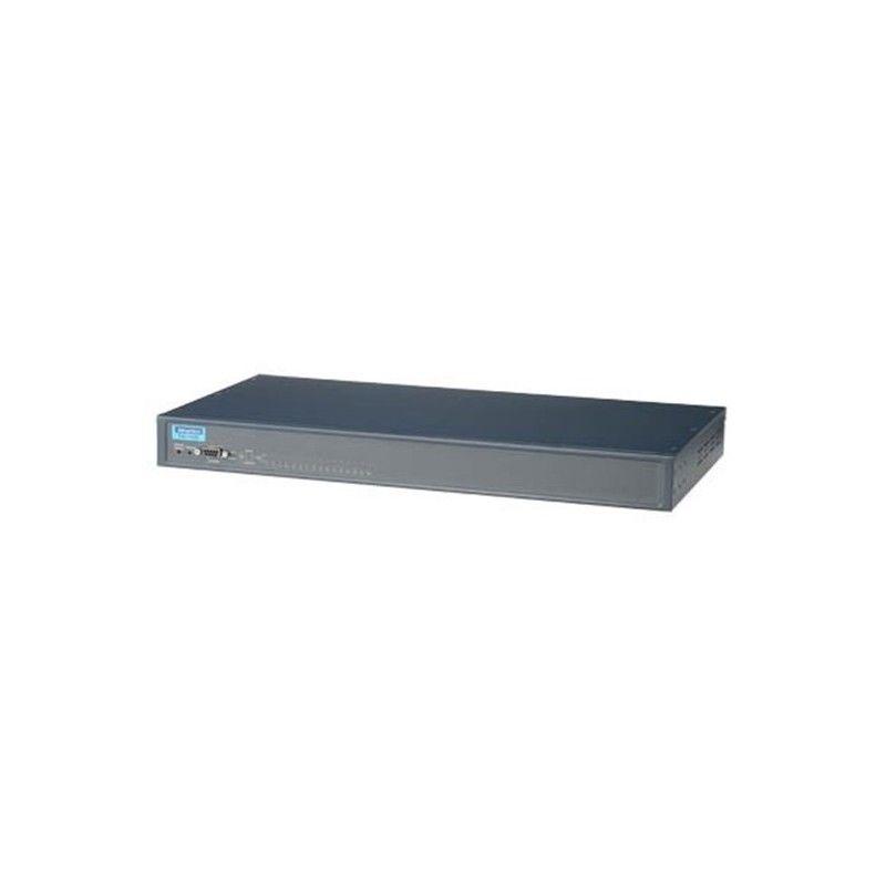 Serveur d'equipements Series. 16 Ports RS-232/422/485