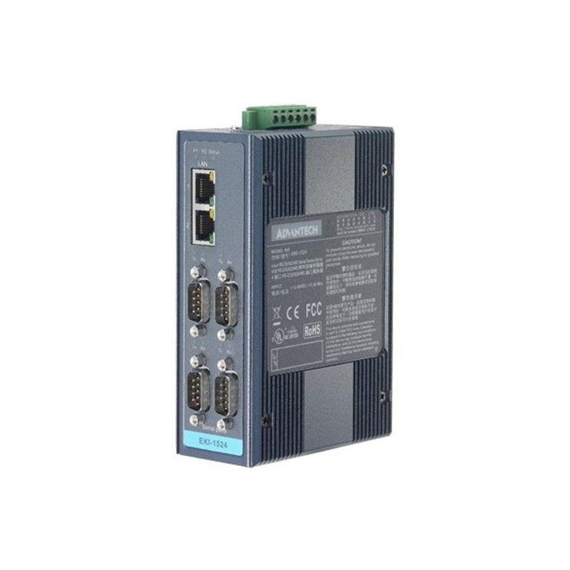 Serveur d'equipements Series. reseau Ethernet LAN vers 4 Ports