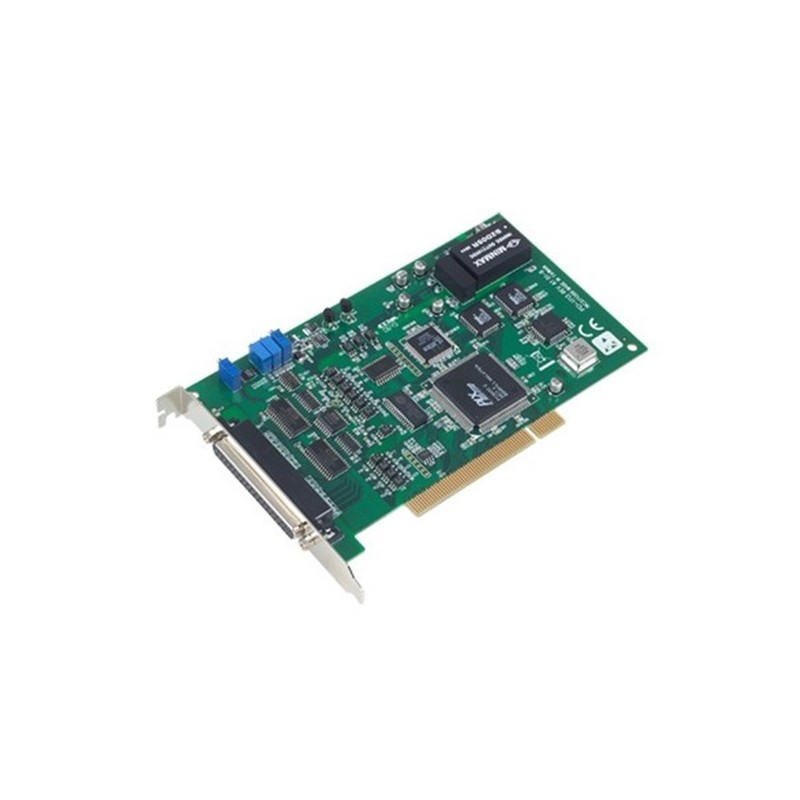 Carte bus PCI. 32 entrees Analogiques isolees 100KS/s. resolut
