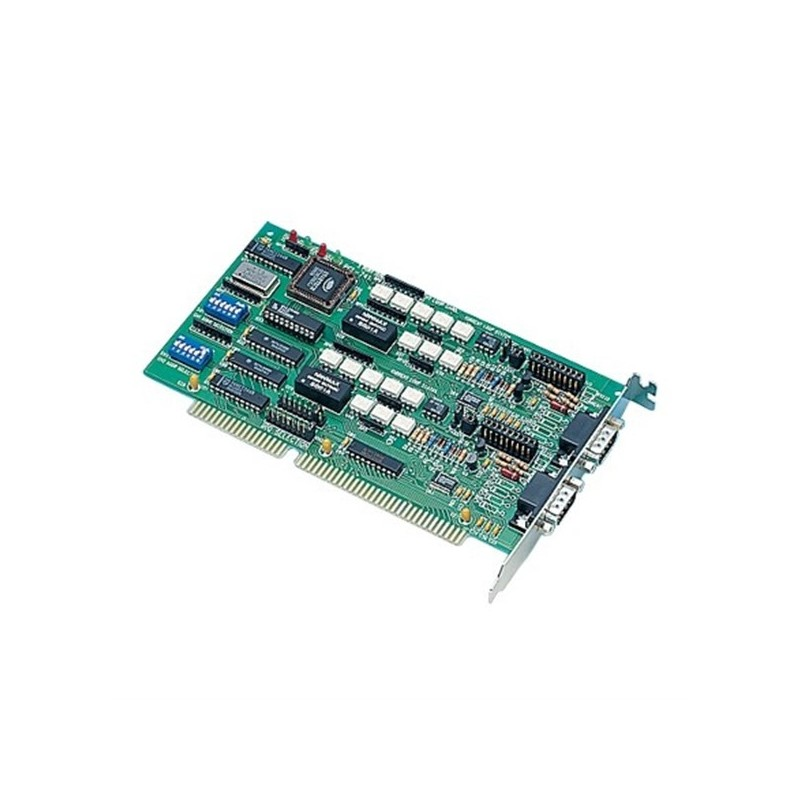 Carte bus ISA 2 ports isoles configurables RS-232 ou boucle de cou