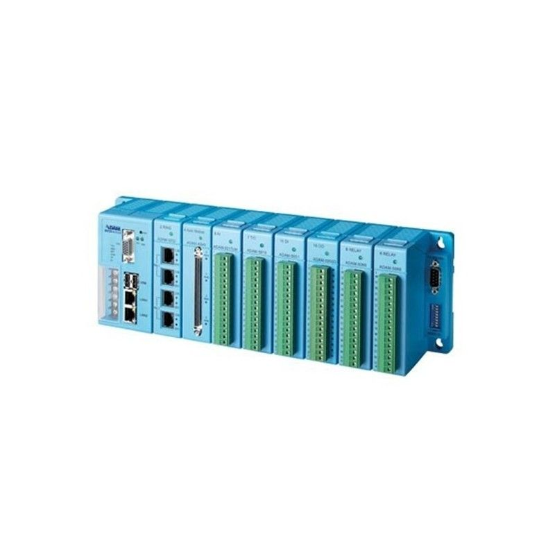 8-slot PAC with KW