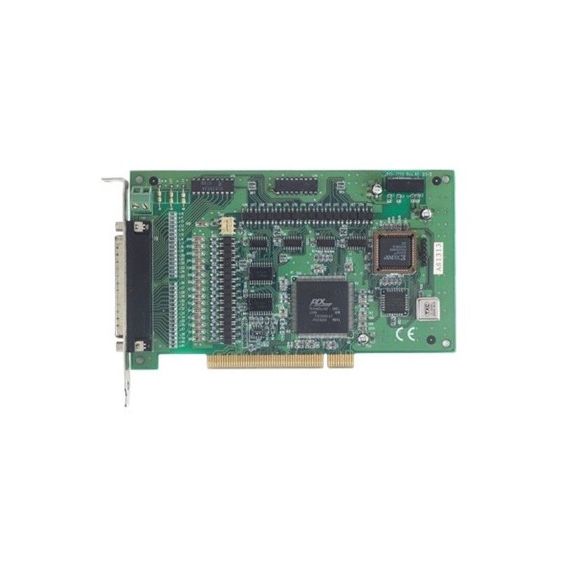 Carte bus PCI. 16 entrees et 16 sorties Digitales isolees. 1 voi