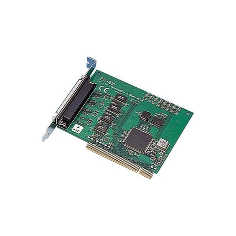 Carte 4 ports RS-232 DB25 (protection surtensions). bus PCI