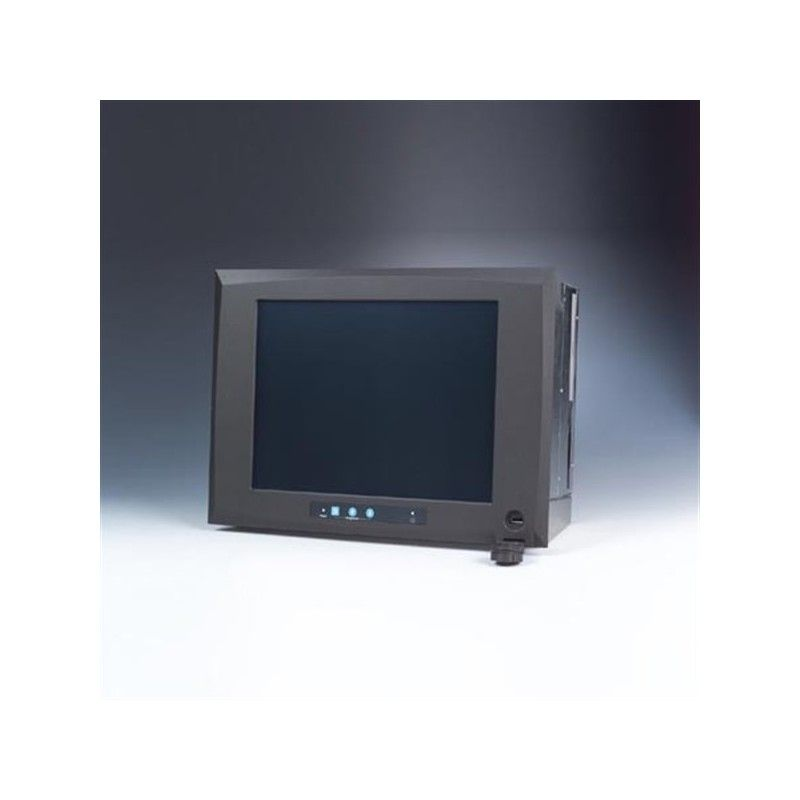 IPPC-9151G with resistive touch screen.