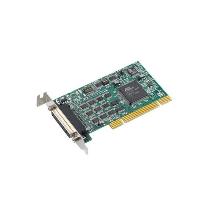 Carte bus PCI universel au format Low-Profile. 24 voies Digitales