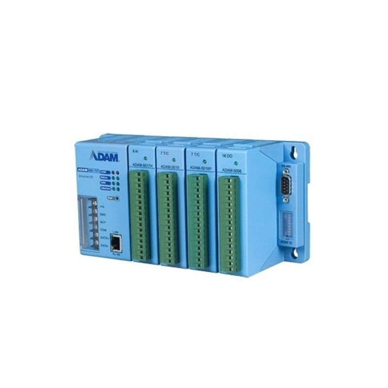 4-Slot Ethernet-based Distributed DA&C System