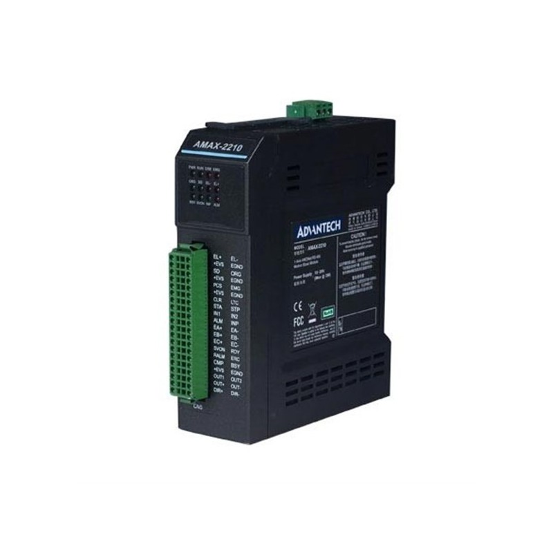 1-Axis AMONet RS-485 Slave Module