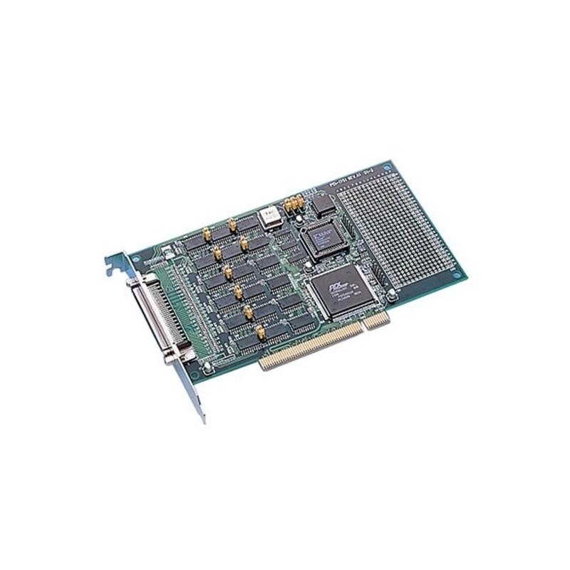 Carte bus PCI. 48 voies Digitales configurables en entree ou sorti