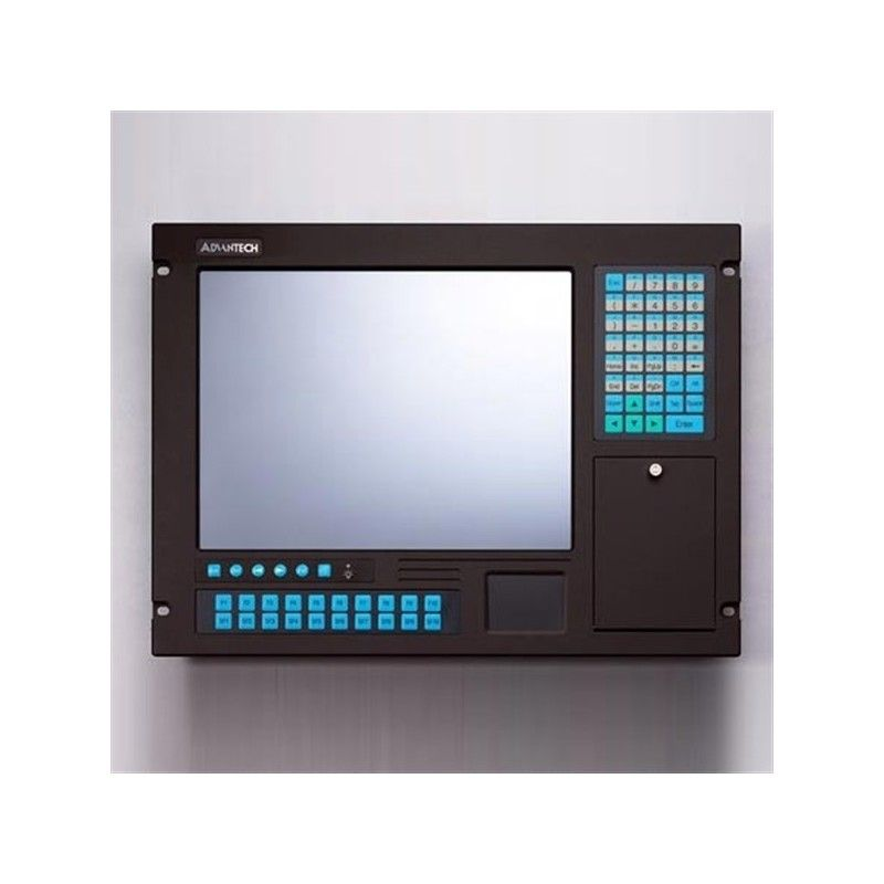 Ind. WS with 15 LCD & 9 ISA/PCI slots