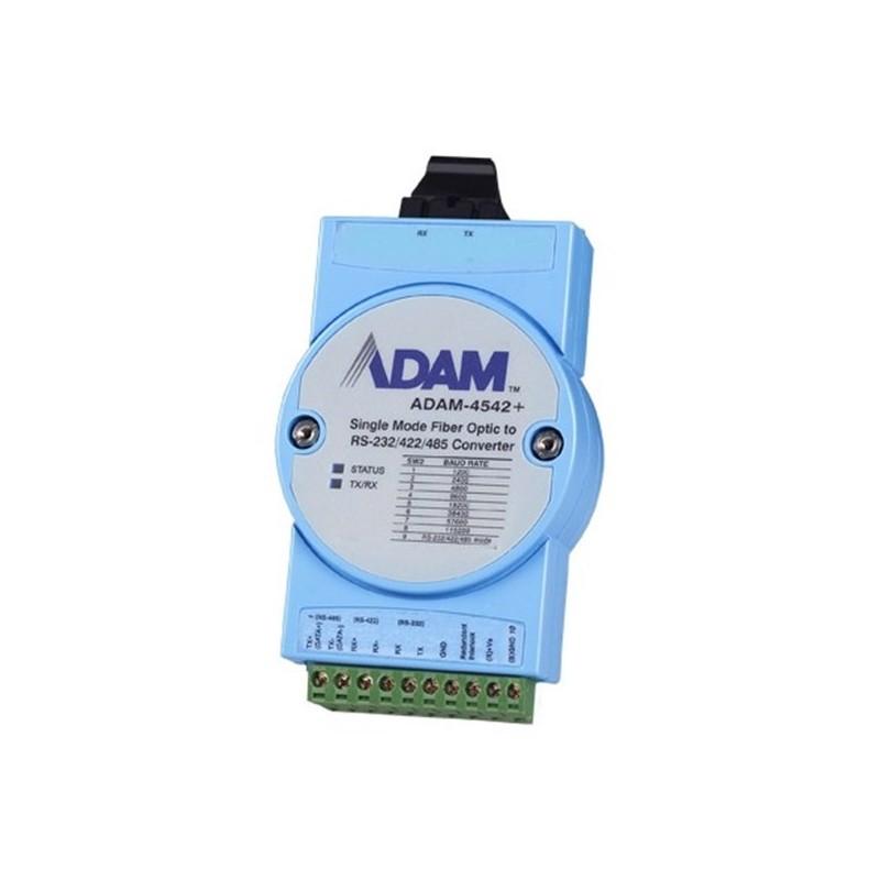 Module Convertisseur RS-232/422/485 vers Fibre Optique Mono mode