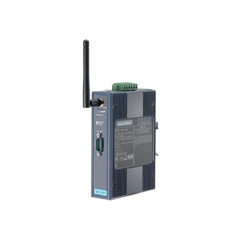 Serveur d'equipements Series. reseau WLAN 802.11b/g vers 1 Por