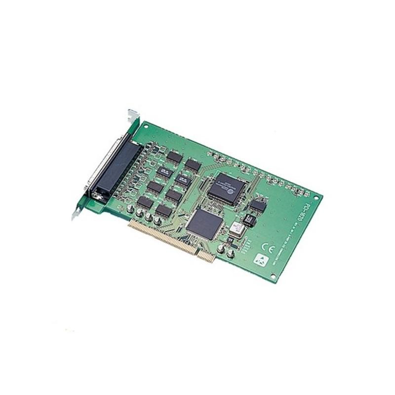 Carte 8 ports RS-232 (protection surtensions). bus PCI