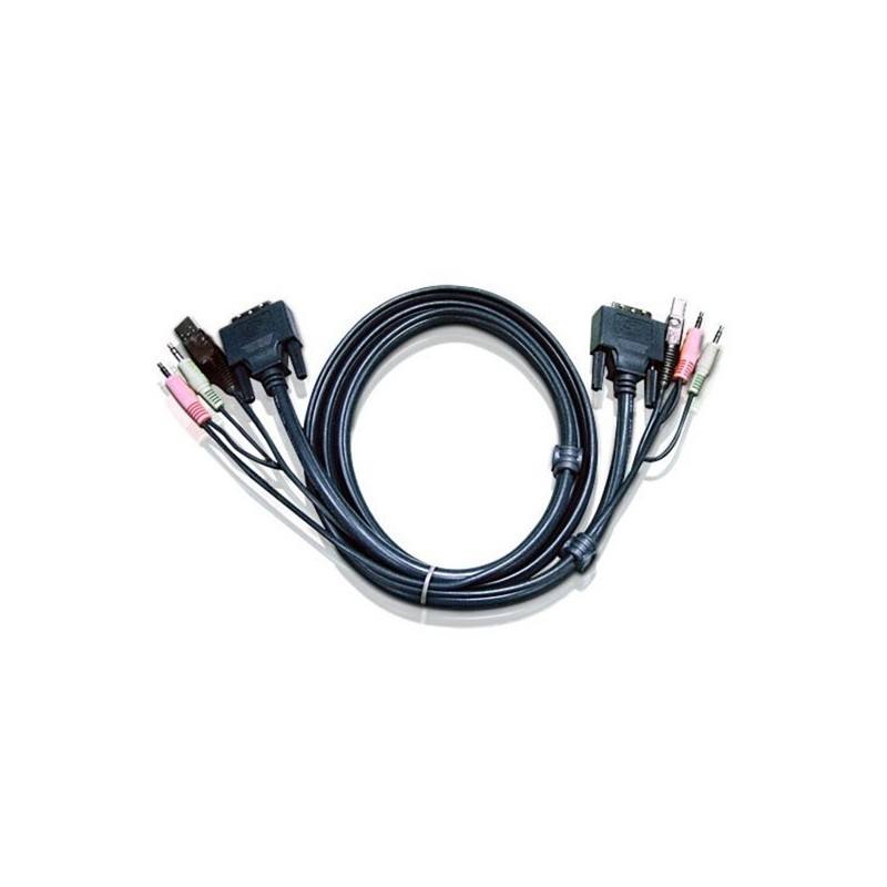 Cable DVI Dual Link 3m