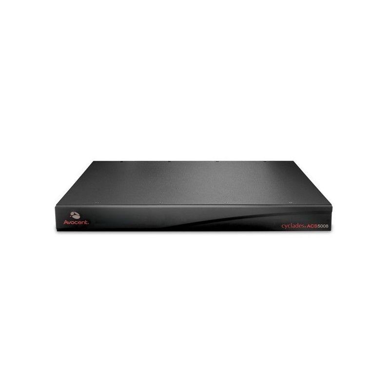 Serveur de console 8 ports avec alimentation AC