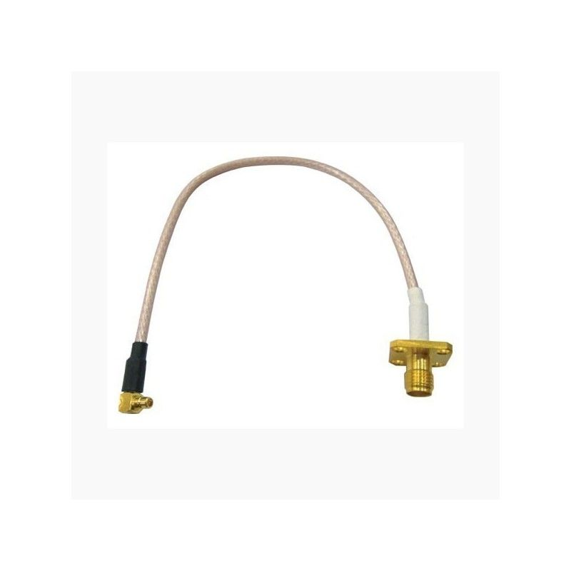 15cm SMA Left-Hand Thread Antenna Extension Cable for ESD110V2/210