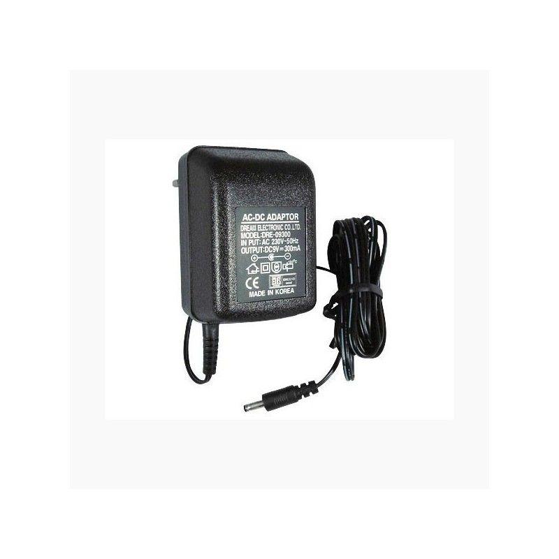 Optional DC power supply for LTC100. 9V 300mA 3.47PHI EU