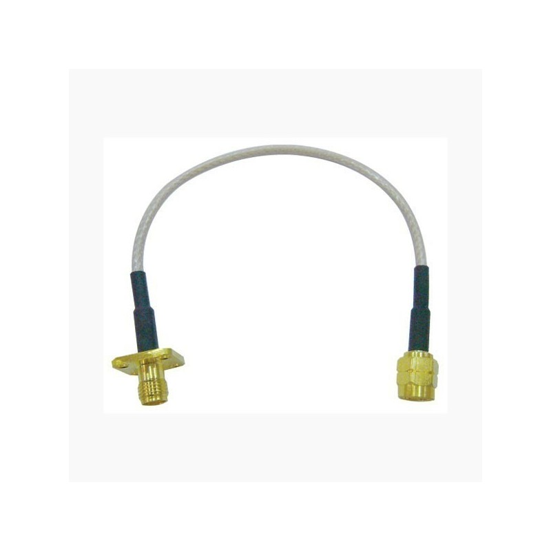 15cm Antenna Extension Cable for ESD1000 - RP-SMA-Right-Hand Thread