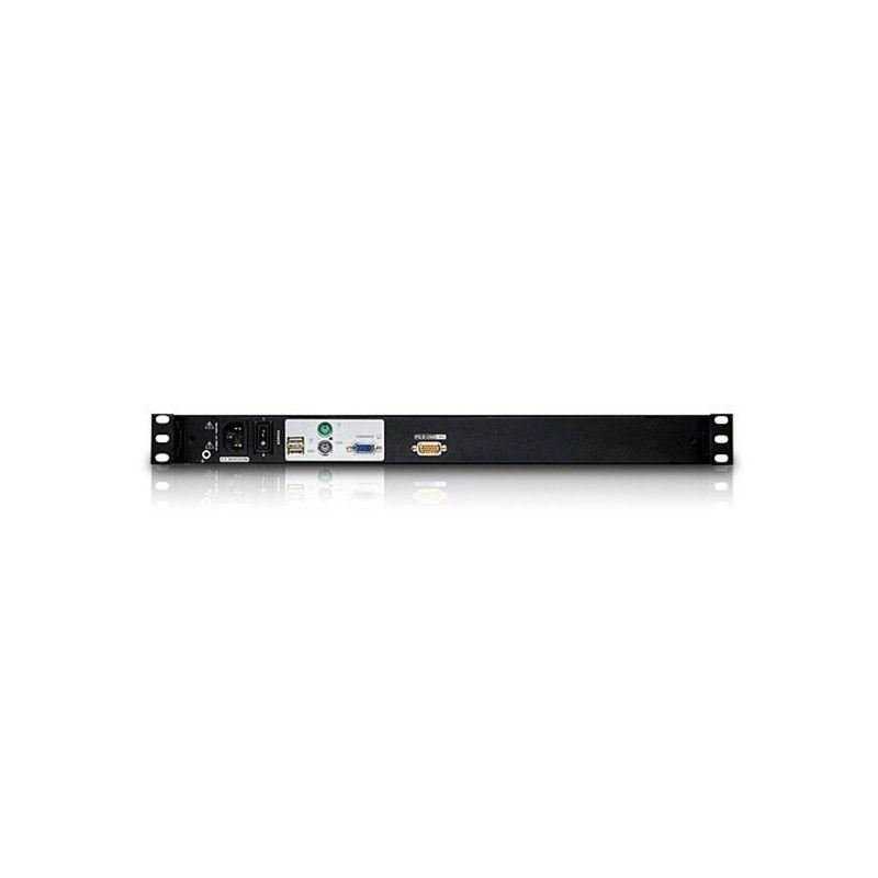 Slideaway USB/PS2 Console 19 LED Lightweight 8.41KG