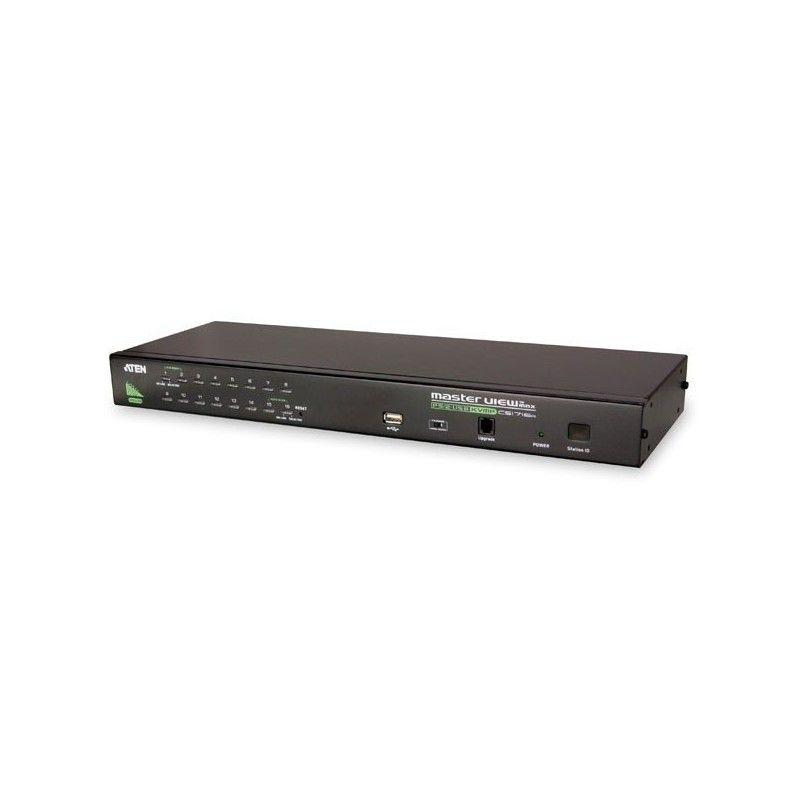 switch kvm ps/2-usb - 16 uc / 1 console - rackable