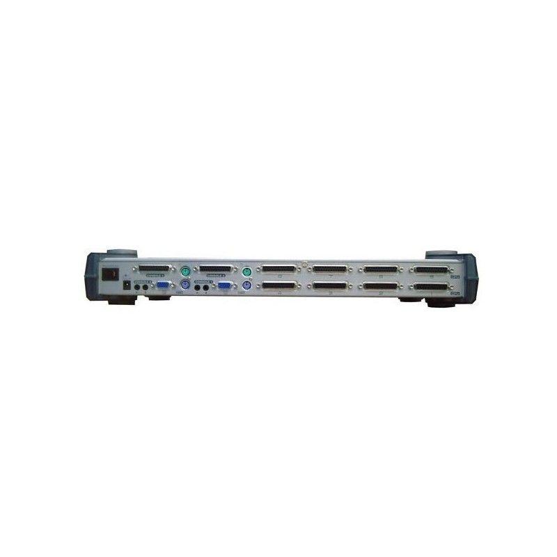 switch kvm 8uc / 4 consoles automatique