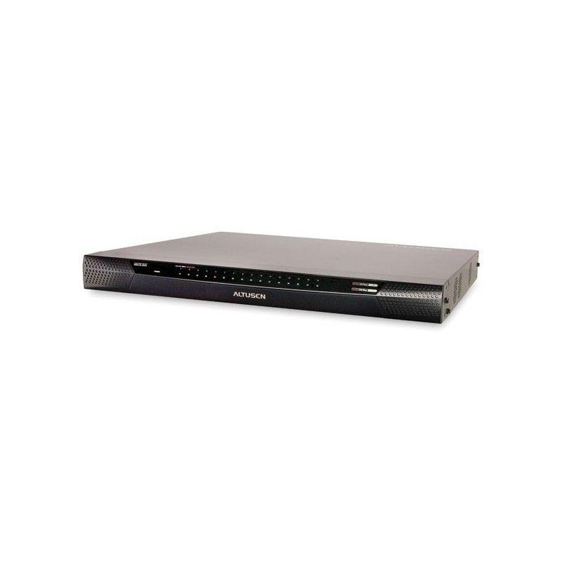 switch kvm pro ip - cat5 - 32 ports + 4 console ip
