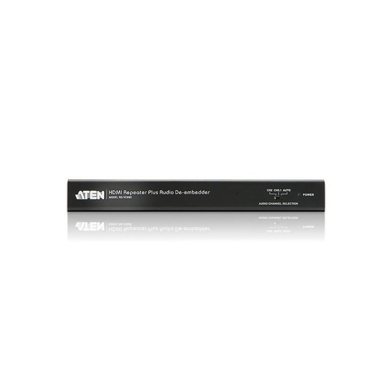 Repeteur HDMI et Audio De-embedder . Supportant la 3D