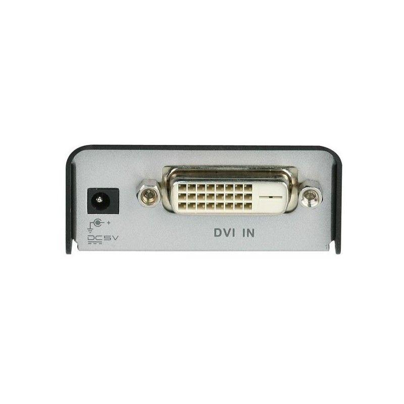 video extender rj45 - dvi - 1080p/1920x1200 - 50m