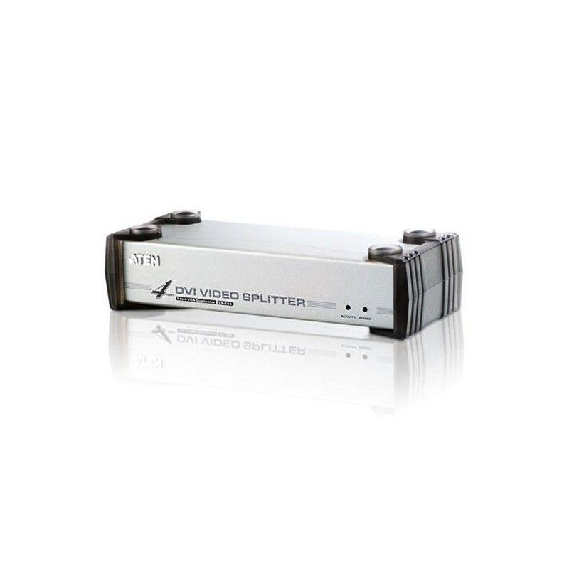 Splitter DVI - 4 port