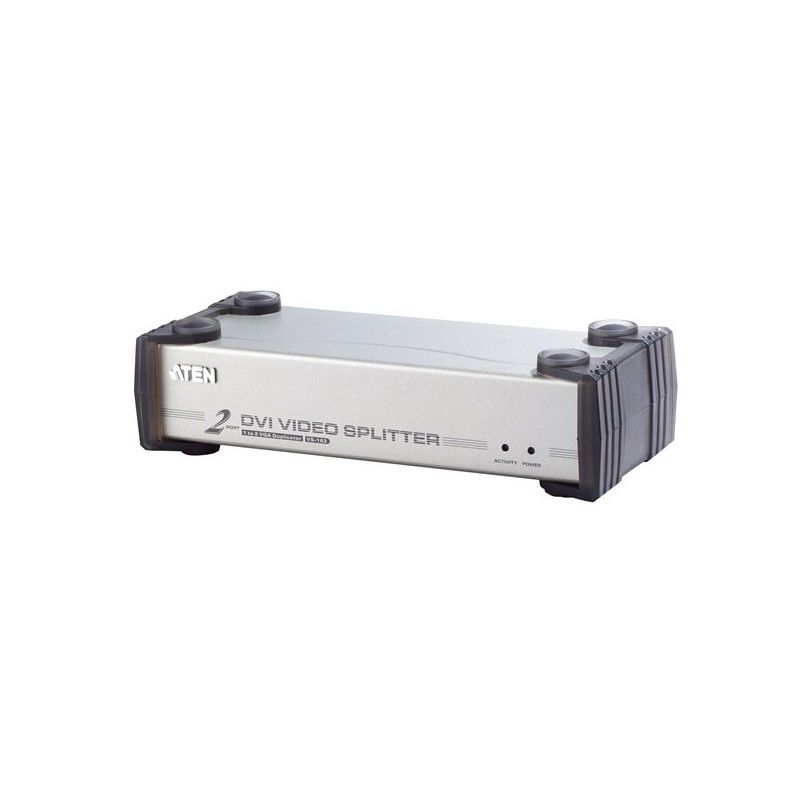 Splitter DVI - 2 port