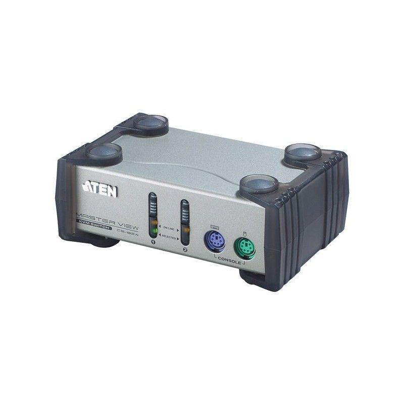 switch kvm ps2 2/1 automatique desktop