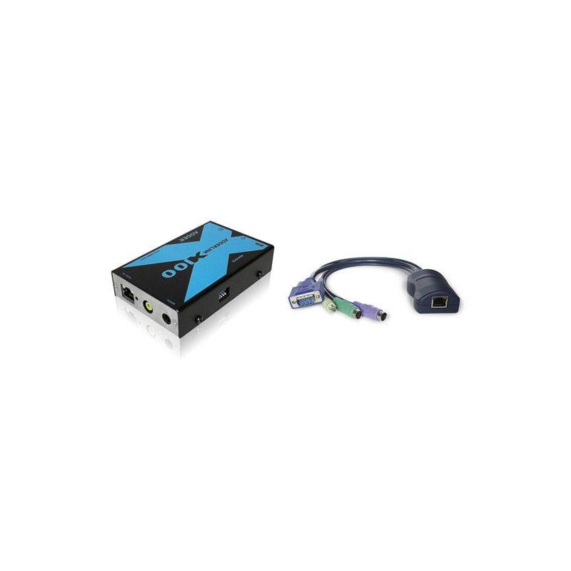 Extender Kvm simple écran Adder - X100A-PS2/P Adder - 1