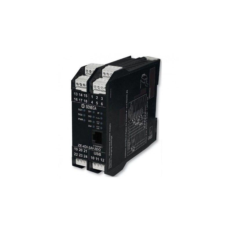 modules Seneca E/S Modbus TCP