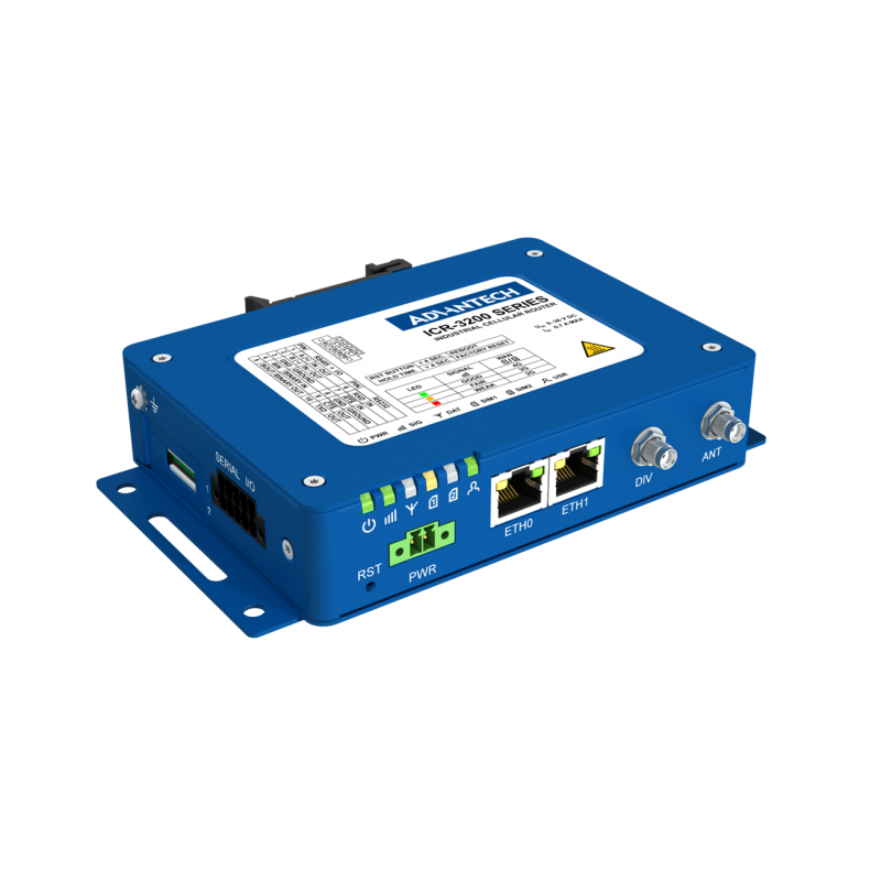 Routeur advantech 4G - LR77 v2 LIBRATUM