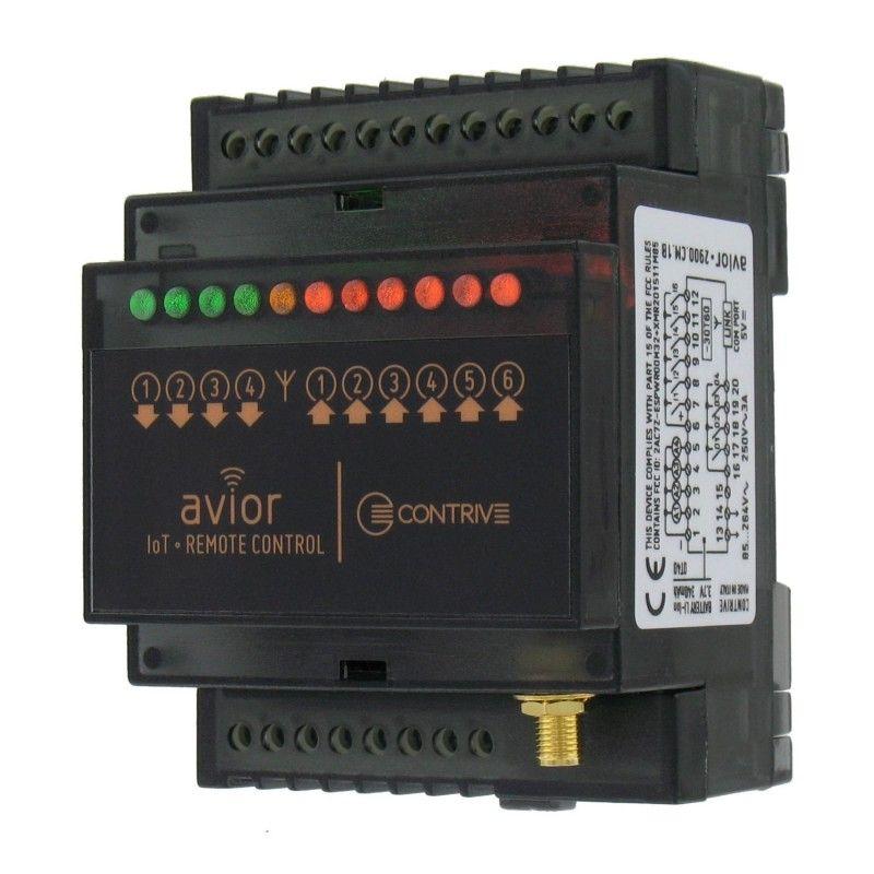 Transmetteur d'alarmes SMS Mobi.Avior Contrive - 1