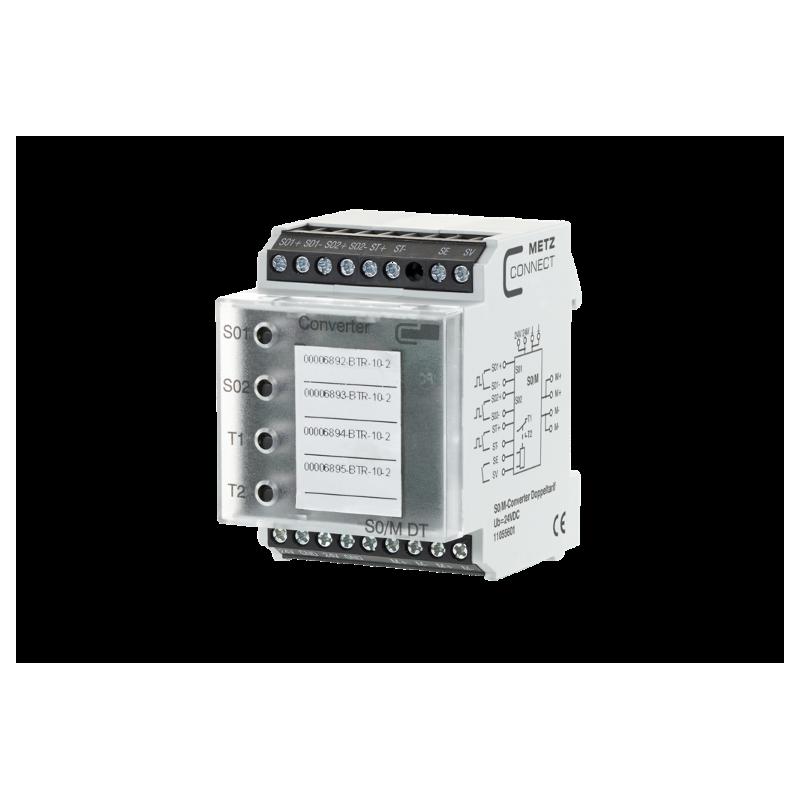 Gamme de modules Metz Connect E/S MBus