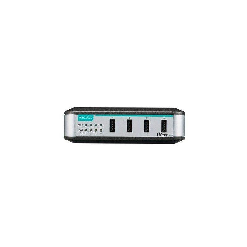 Hub USB 4 ports Moxa - UPort 204