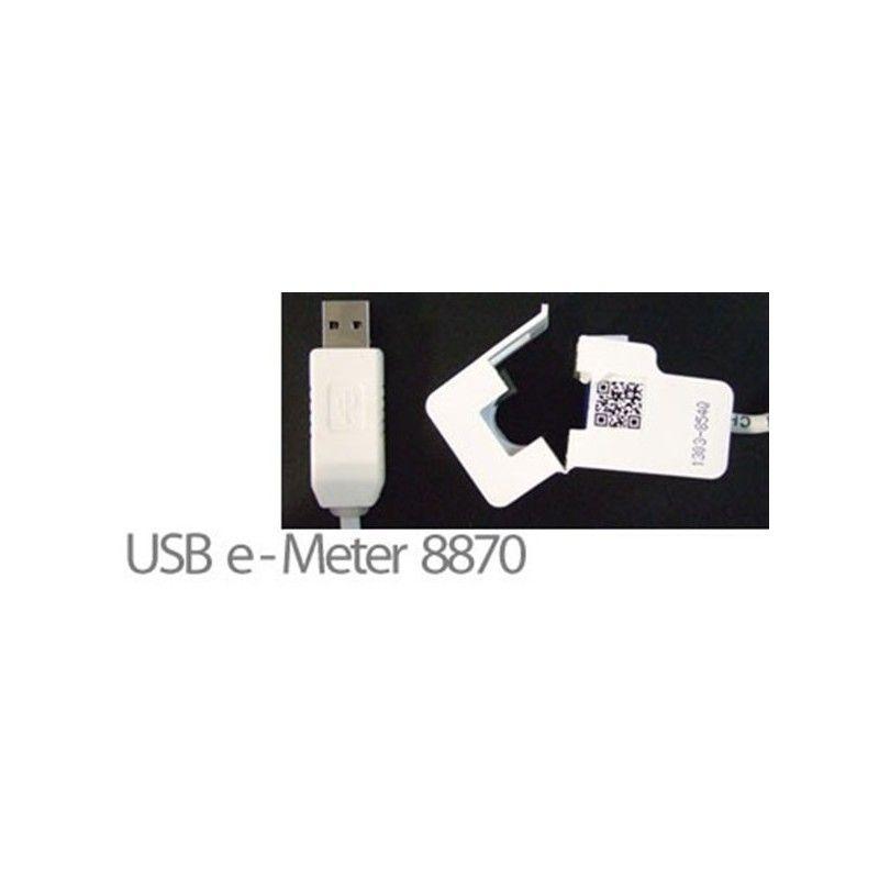 Pince ampèremétrique USB IP Power 8870 Aviosys - 1