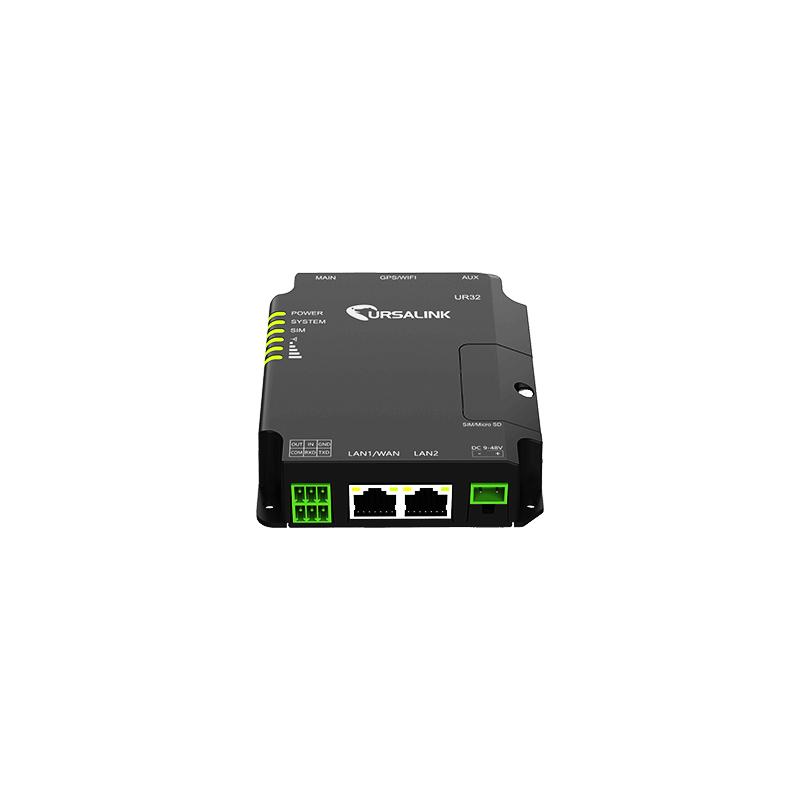 Routeur industriel 4G UR32 et UR35 de Milesight IoT