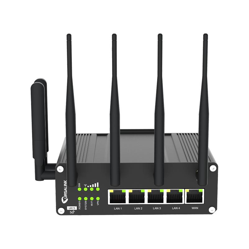 Modem-routeurs industriels 5G Ursalink série UR75