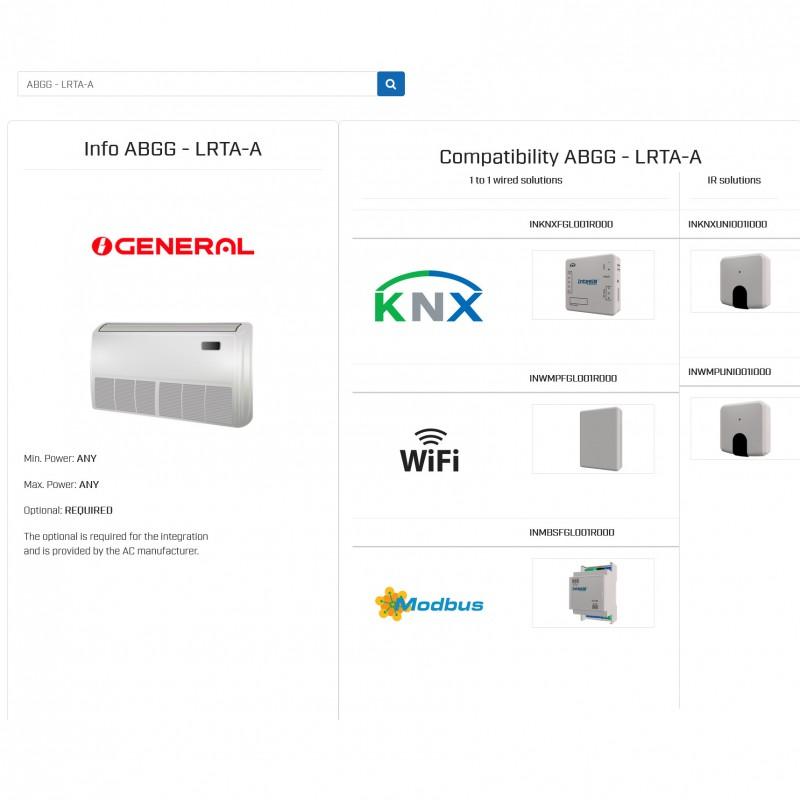 Votre climatiseur est-il Intesis compatible ?