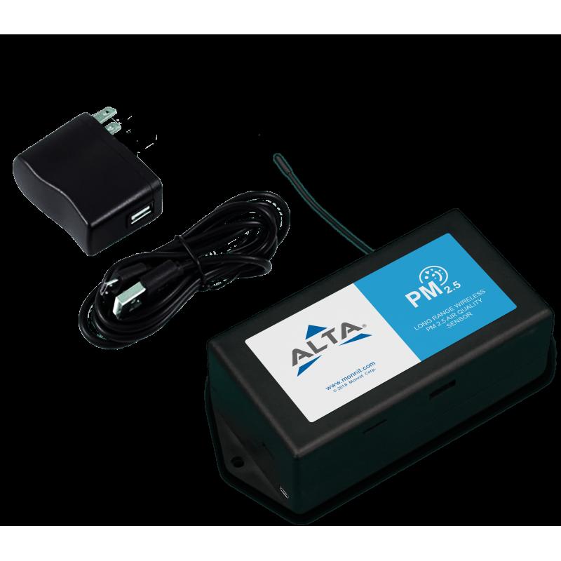 Capteur qualité de l'air (particules fines) ALTA by Monnit (868MHz)